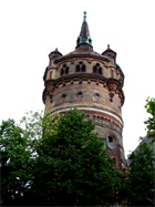 Worms Wasserturm